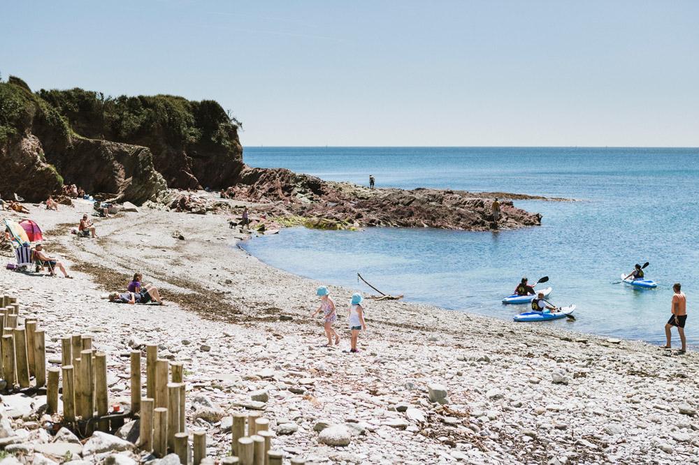 Talland Beach
